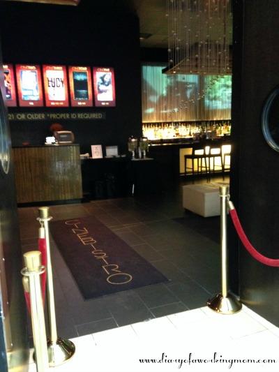 Dolphin Mall Cinebistro Entrance