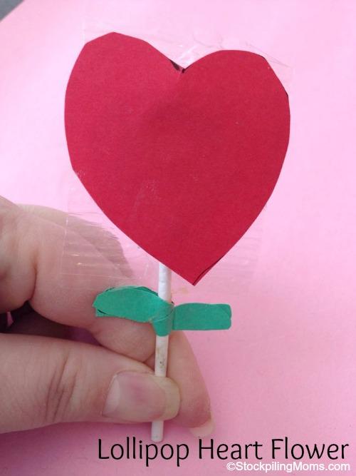 Easy Kid Valentine Crafts