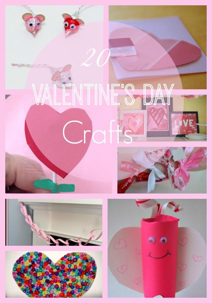 valentinesdaycrafts3words