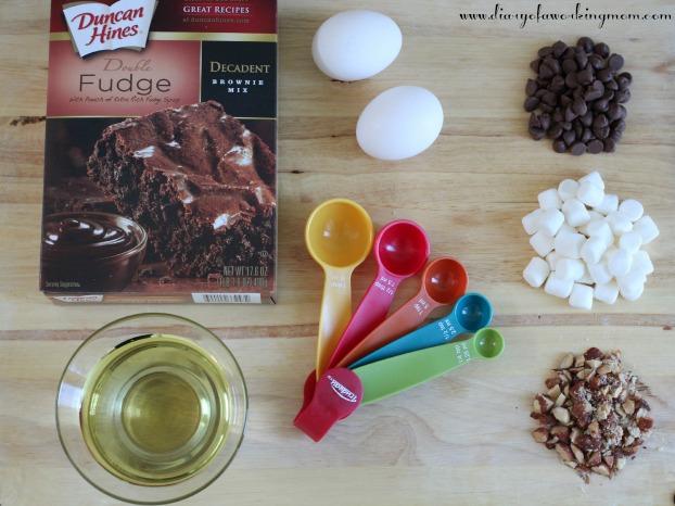 Sweet Treats: Rocky Road Brownie Bread {Recipe}