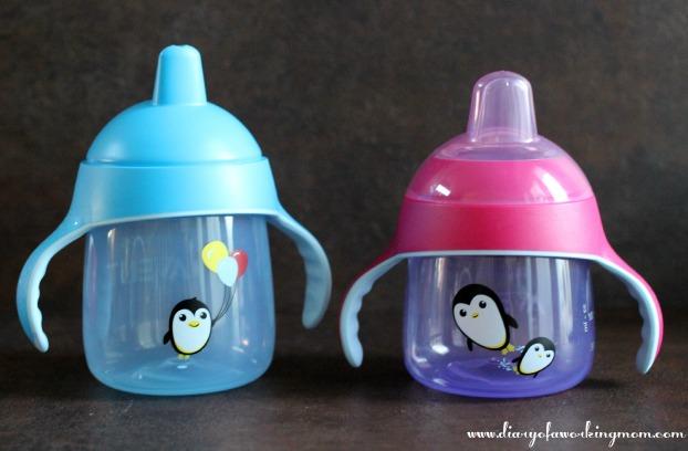 Philips AVENT Penguin Spout Cup