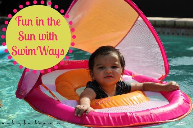 Fun in the Sun with SwimWays