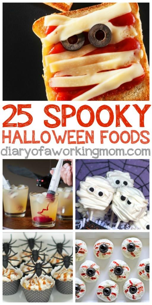 25 Spooky Halloween Treats