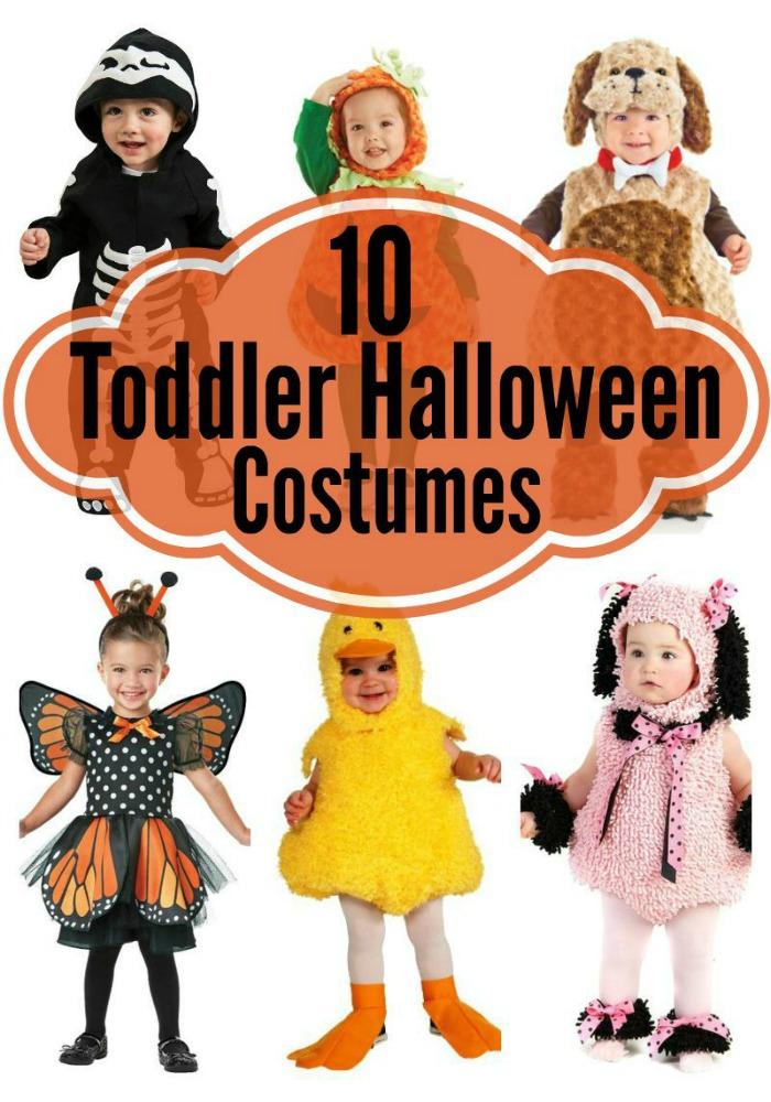 toddler halloween costumes