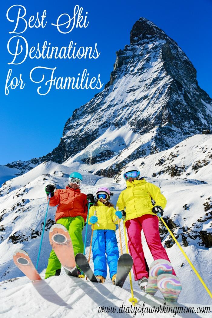 Best Ski Destinations for Families