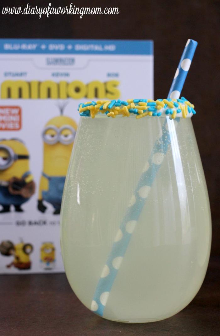 Minions Mocktail Recipe