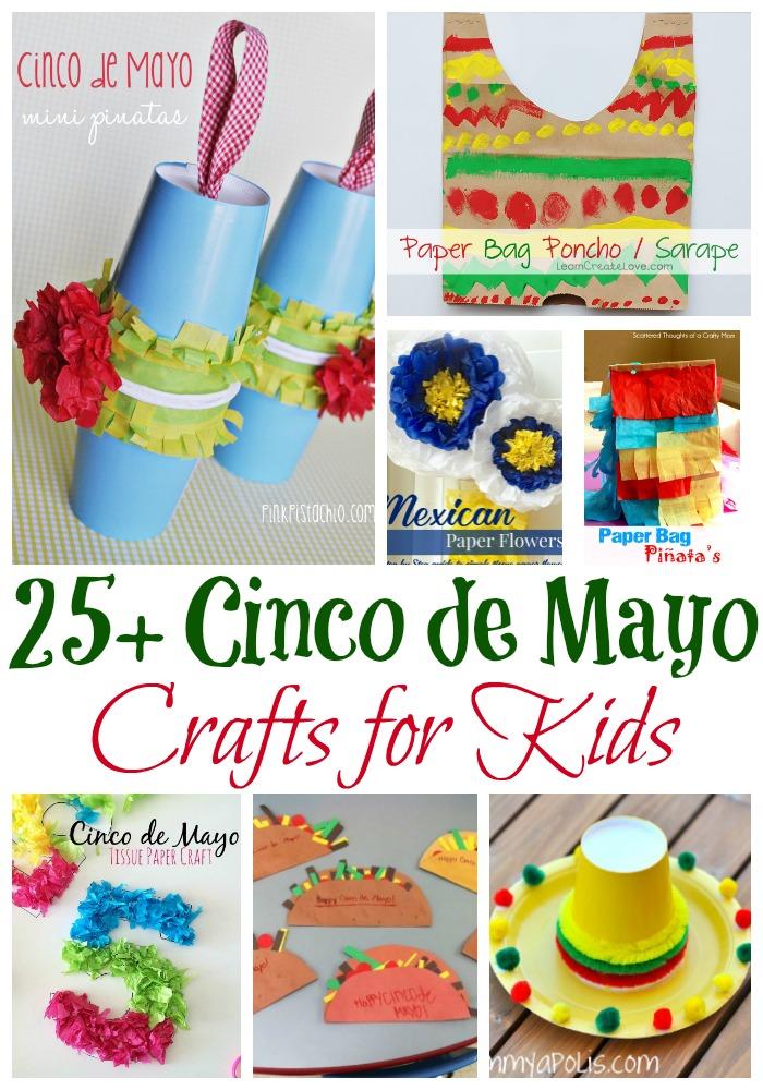 Cinco De Mayo Pinata Craft