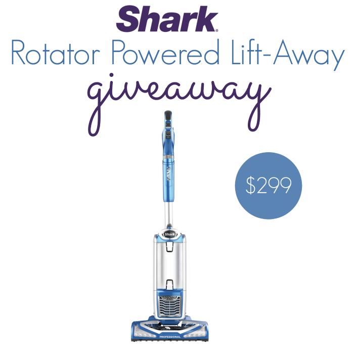 shark rotator powered liftaway giveaway