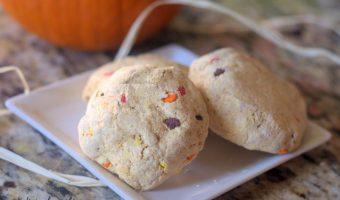 DIY Fall Cookie Bath Bombs